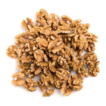 shelled: Shelled walnuts