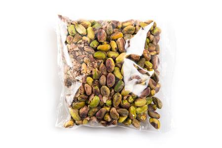 peeled: Peeled pistachio