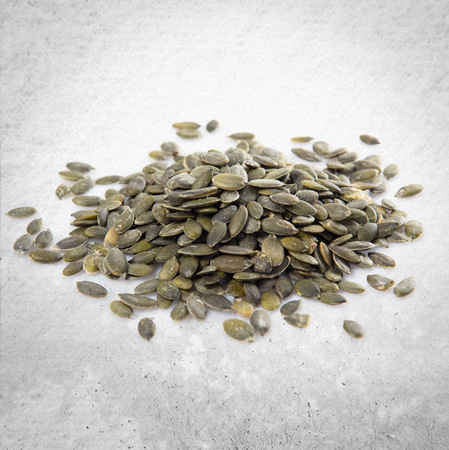 pumpkin seed: Raw pumpkin seed