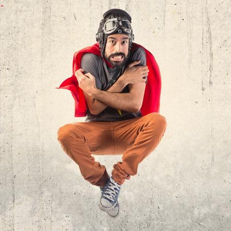 Superhero congélation
