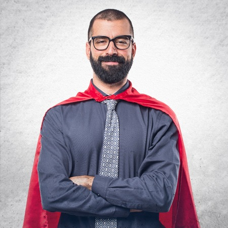 Super héros  Banque d'images - 50298229