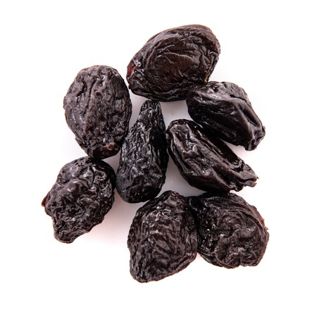 prunes: Prunes Stock Photo