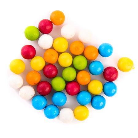gumballs: Colorful Gumballs