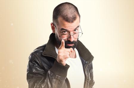 pimp: Pimp man showing something