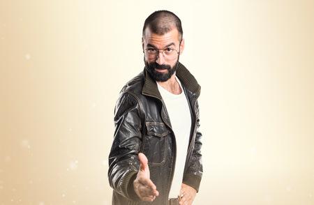 pimp: Pimp man making a deal