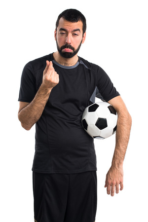 ruined: Ruined football player