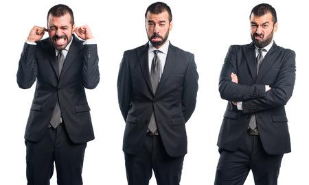 sad businessman: Sad Businessman