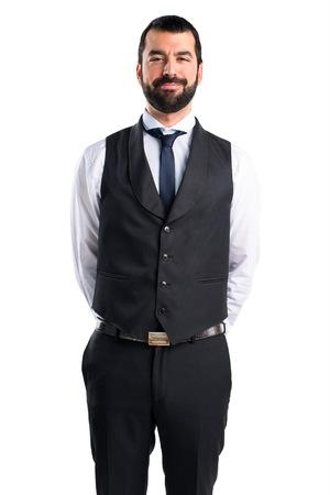 butler: Luxury waiter