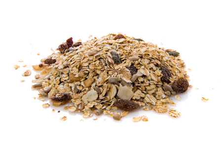 muesli: Muesli Stock Photo