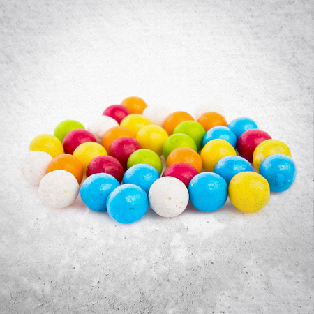 gumballs: Colorful Gumballs