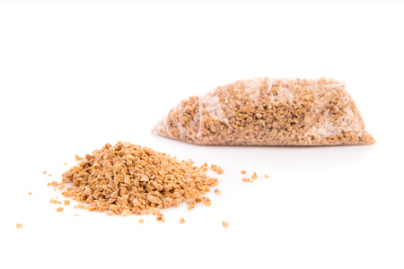 earth nut: Chopped peanuts