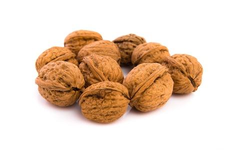healthy snack: Nuts