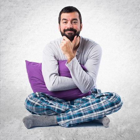 pijama: El hombre en el pensamiento pijamas