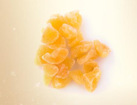 cantaloupe: Dehydrated cantaloupe