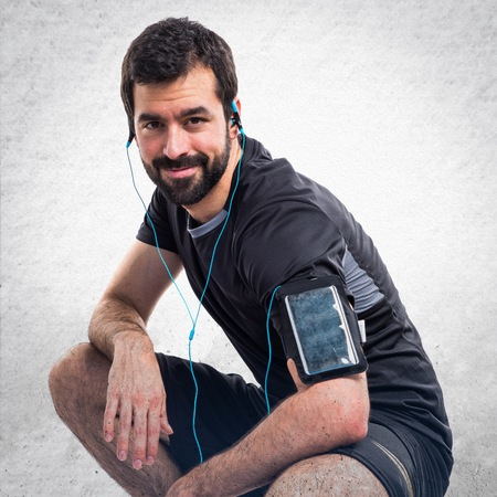 sportman: Sportman Stock Photo