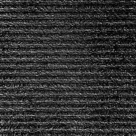 White plastic striped wall