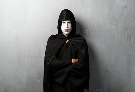 Vampire costume for halloween holidays