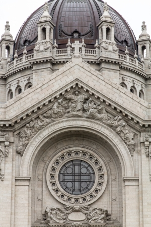 Cathedral of Saint Paul, MN - Minnesota, USA photo