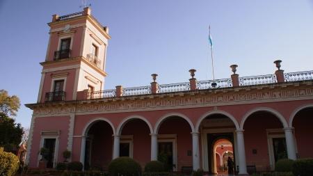 San José Palace in Entre Rios, Argentina