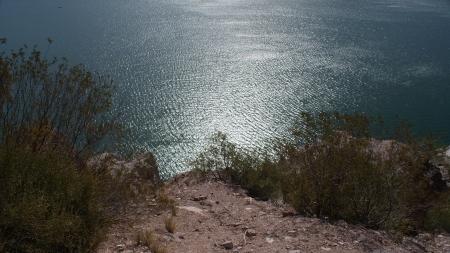sea water in Mendoza, Argentina