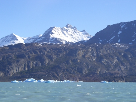 mountain in Calafate photo