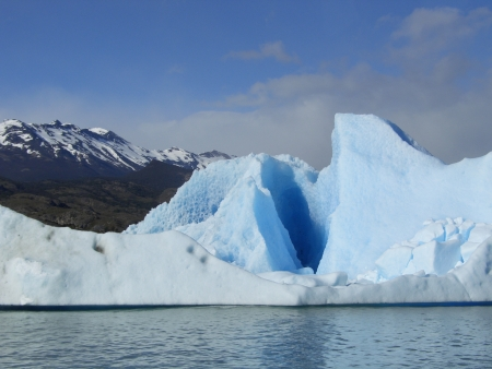 iceberg Calafate Stock Photo - 17599352