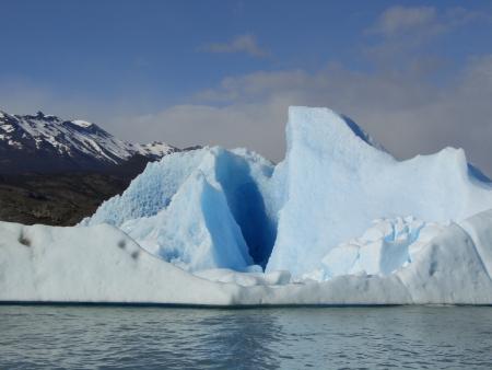 iceberg in Calafate Stock Photo - 17599508