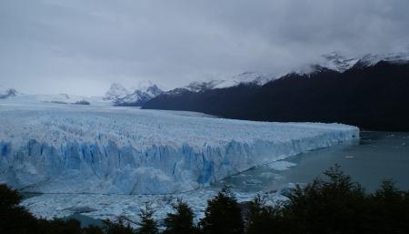 top seven: iceberg in Calafate