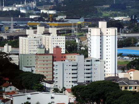 Set of residential buildings