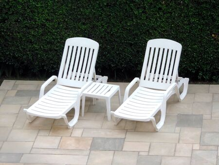 Two Sun chairs