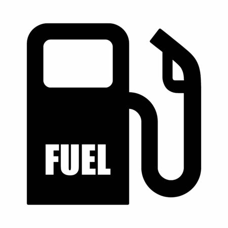 Fuel icon illustration