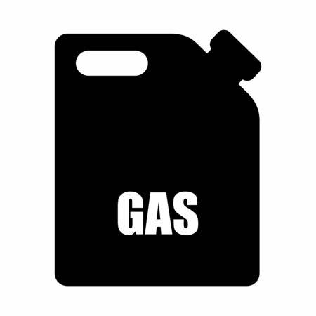 Gas gallon icon