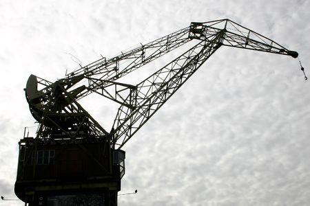 crane Foto de archivo