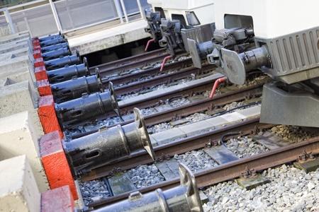 buffers: Train buffers