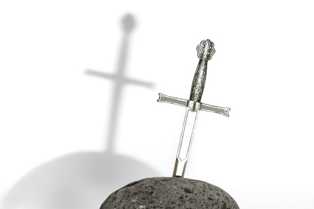 King Arthur sword in stone