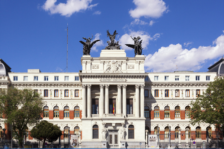 Department of agriculture in Madrid, Spain