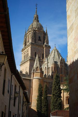 Salamanca Cathedral (Street View), Spain