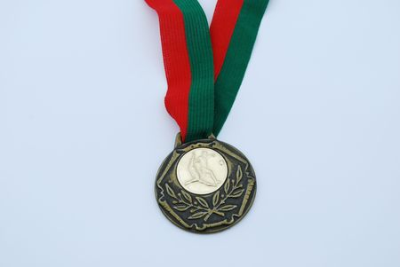photo of a medal award from a sport competition Stock Photo - 4873405