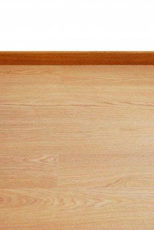 light brown wooden parquet isolated on white background  copy-space available for design Stock Photo - 14076167