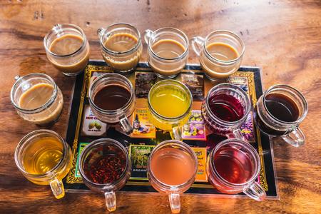 Luwak coffee, in Ubud, Bali, Indonesia