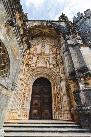 The Monastery of the Order of Christ, Tomar, Portugal