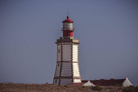Cape Espichel Lighthouse, Sesimbra, Portugal