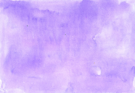 canva: Lilac gentle background painted in watercolor