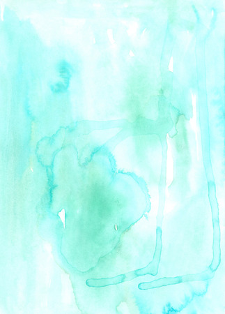 Watercolour painting gentle grunge background