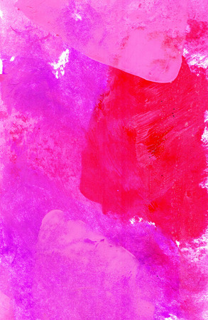 painterly: Gouache colorful abstract handmade  painting painterly backdrop  for design , for print and web Stock Photo