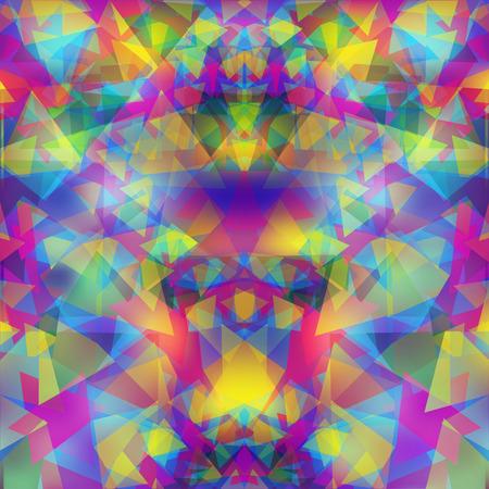 odd: Modern geometric odd background, vector image. Illustration