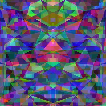 odd: Modern geometrical  odd background, vector illustration. Illustration