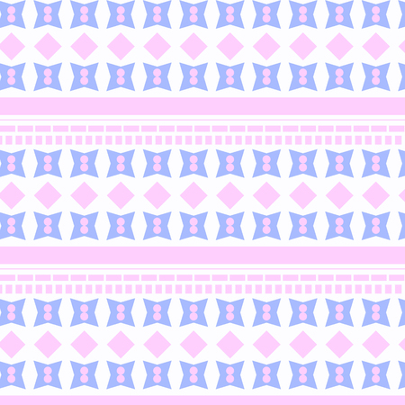 Abstract geometric vector image pattern