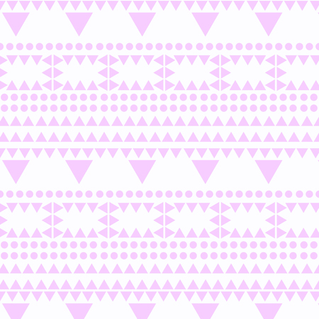 Geometric abstract retro vector image design pattern