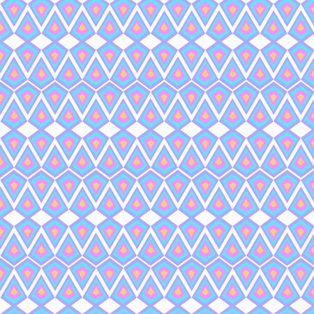 Abstract gentle geometric background design, vector. Vettoriali